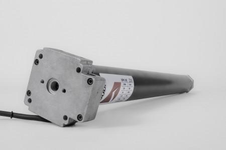 64M series tubular motor, 160 Nm, with emergency opening