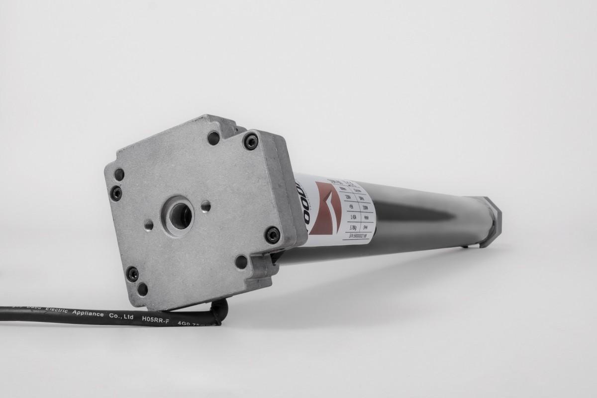 Wellenantrieb Serie 59M, 80 Nm, 15 RPM - mit Notöffnung