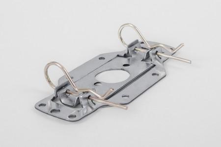 Крепление стальное универсальное (для электроприводов серии 35)