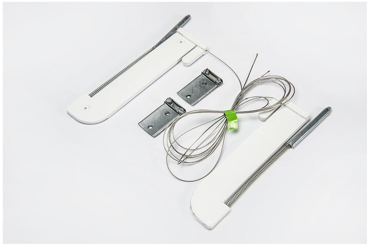 140 cm B type automatic lock (for 51 mm bottom slat)
