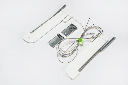 170 cm B type automatic lock (for 51 mm bottom slat)