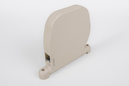 Strap box coiler (6 m) without strap, beige
