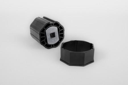 Адаптер восьмиугольный для октовала Ø 50 (электроприводы серии 45EVY и BD)
