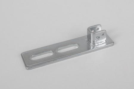 Крепление стальное прямое (для электроприводов серии 35 и 45, RKS)