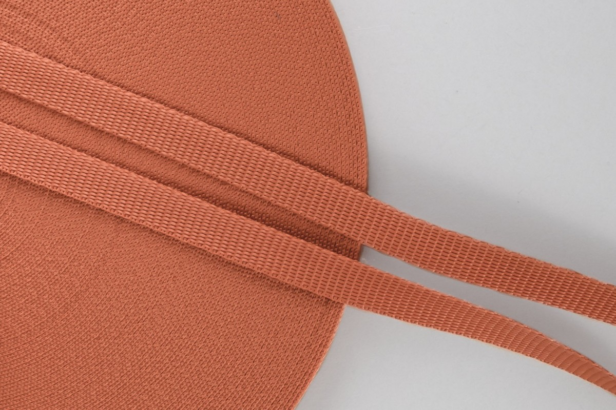 14 mm strap for coiler, orange