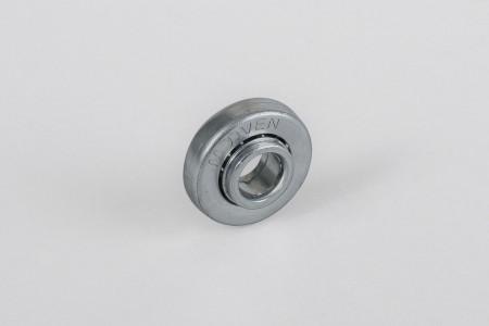 Подшипник со стальной шайбой Ø28 / Ø10, фланцевого типа