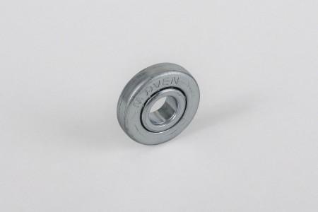 Подшипник со стальной шайбой Ø28 / Ø10, без фланца