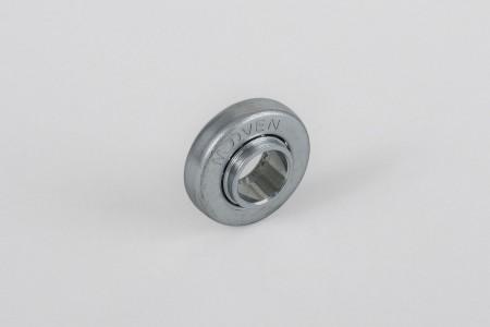 Подшипник со стальной шайбой Ø28 / Ø12, фланцевого типа