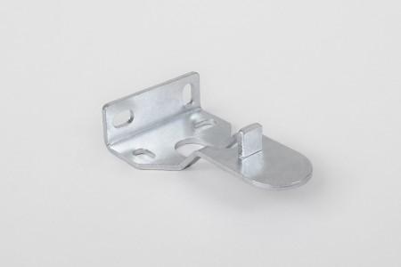 Universal mount, silver
