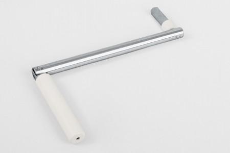 Рукоятка 140 мм для кассеты для шнура/ленты, белая