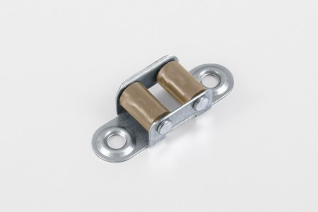 Prowadnica taśmy 14 mm dwurolkowa, złoty dąb