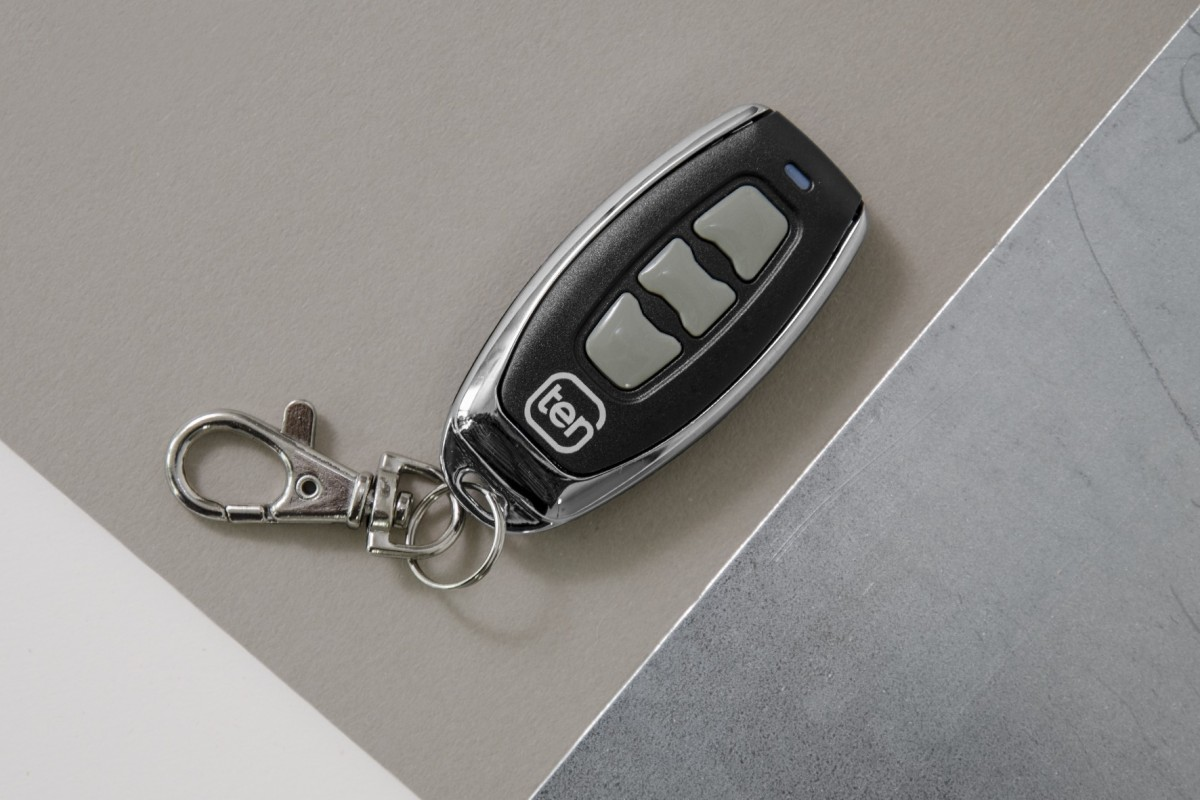 3-channel key ring