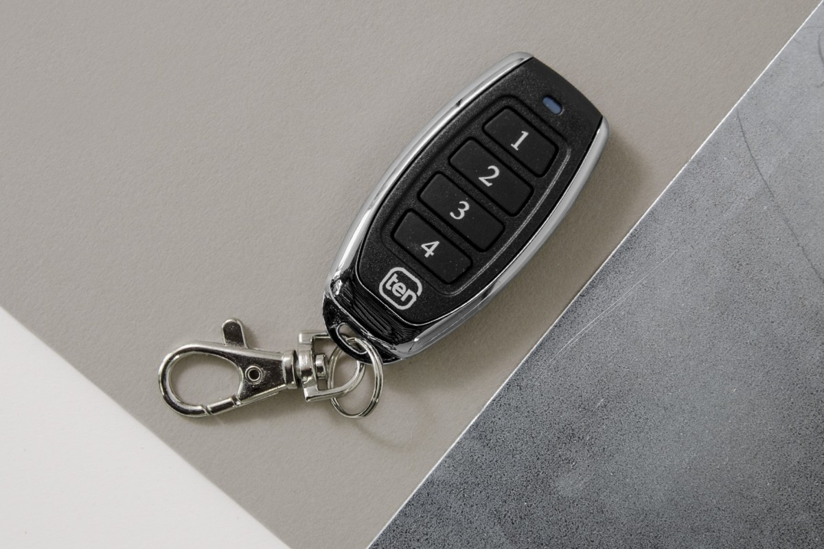 4-channel key ring