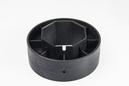 Pierścień zwiększający średnicę rury z Ø70 na Ø130