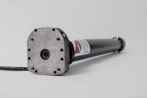 Napęd rurowy seria 59KM, 60 Nm, 26 obr./min. z awaryjnym otwieraniem