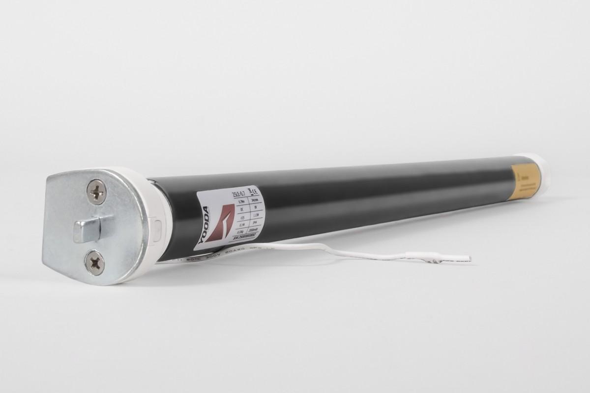 Napęd rurowy 25 LE, 1,1 Nm, 40 obr./min. z radiem i baterią 2200 mAh