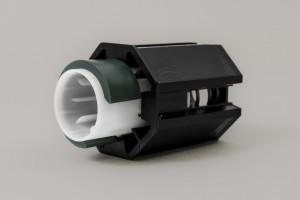 Blokada obsadki teleskopowej
