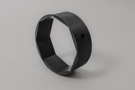 Pierścień zwiększający średnicę rury z Ø102 na Ø116