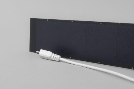 Panel solarny do napędu 15 LEU