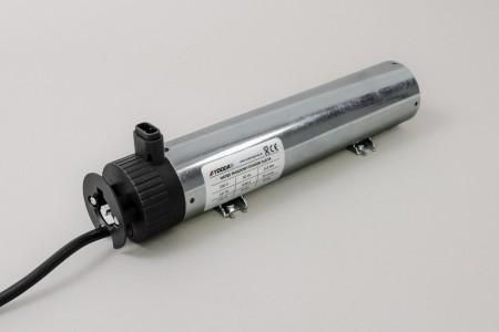 Napęd do żaluzji zewnętrznych DVH55B - 2*3 Nm