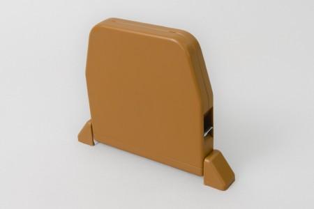 Zwijacz do 5 m na taśmę  z maskownicą (z taśmą), złoty dąb