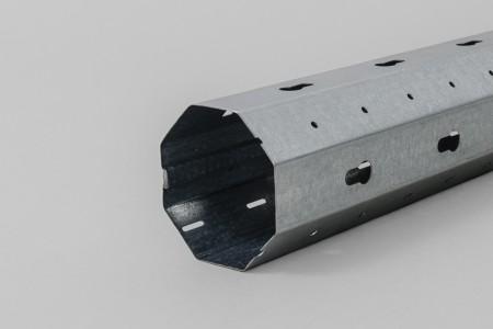 Rura Lock&Block Ø60 x 0,6 mm (6m) ze szwem wewnętrznym