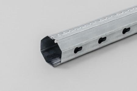Rura Lock&Block Ø40 x 0,5 mm (6m) ze szwem zewnętrznym