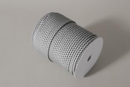 Шнур для кассеты Ø4,2 мм, серо-черный
