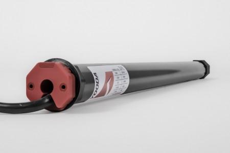 Внутривальный электропривод серия 45 BJ, 10 Nm, 15 об./мин.