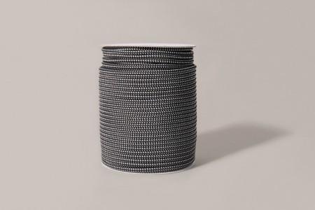 Sznur do zwijacza Ø4,2 mm, antracytowy