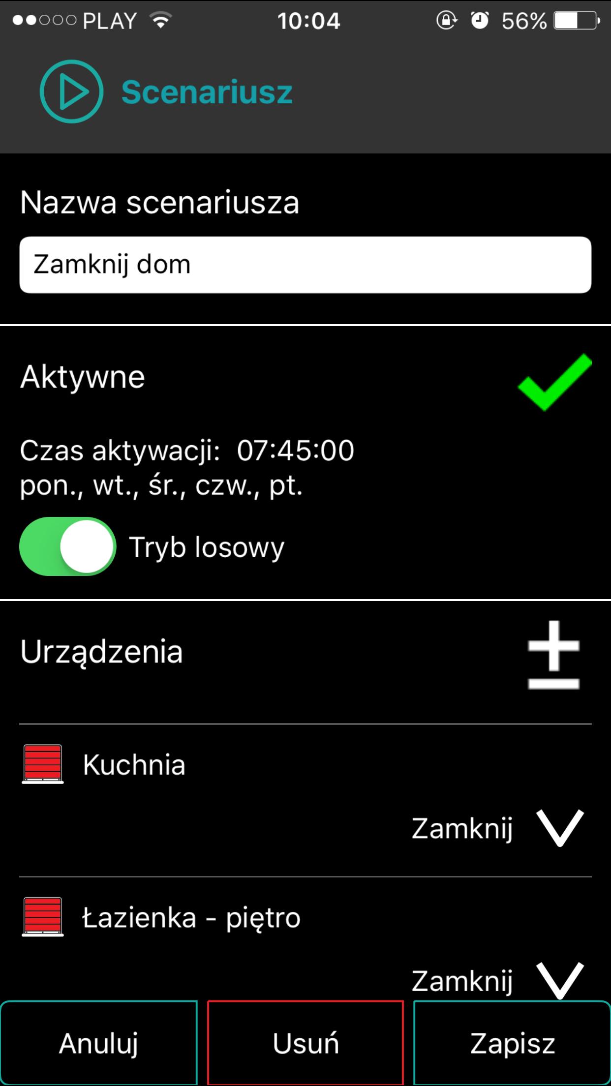 yooda smart control aplikacja